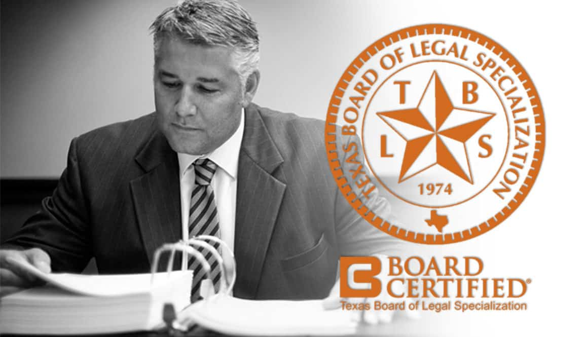 Board Certified Houston Criminal Lawyer