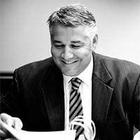 Photo of Attorney Tad A. Nelson