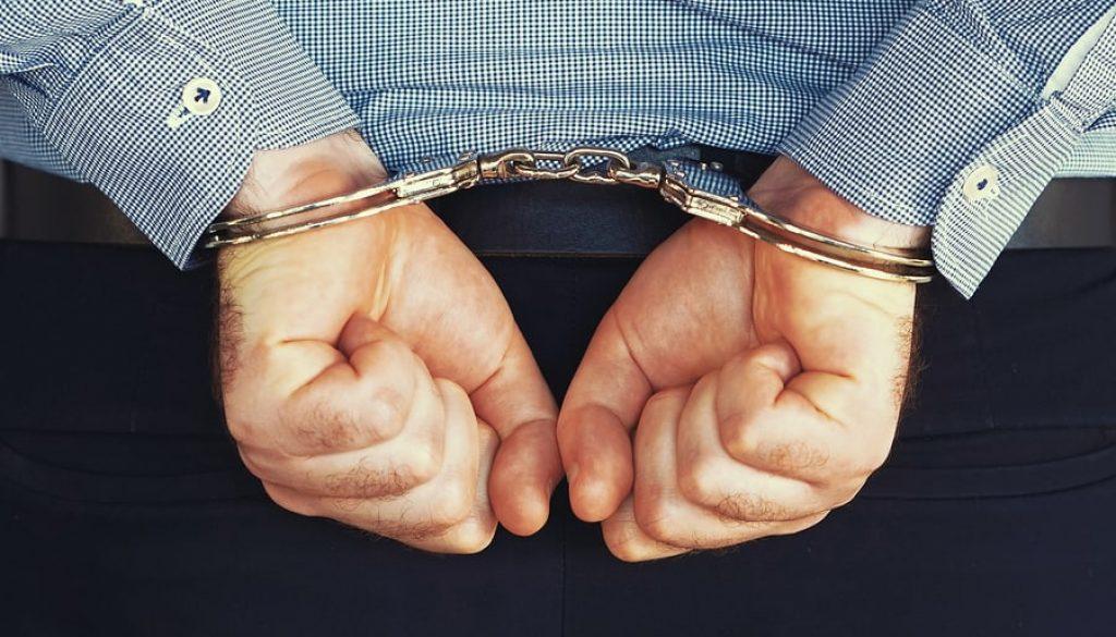 Man Arrested for Parole Violation