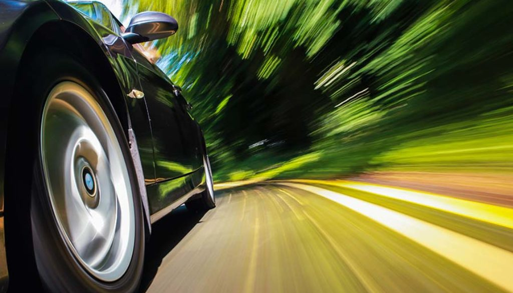 Speeding Car - Necessity DWI in Houston