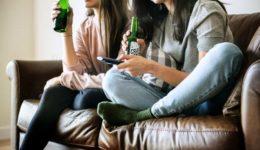Underaged Drinking MIP