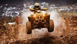 ATV - All Terrain Vehicle DWI